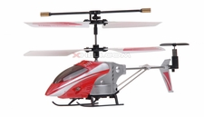 3 Channel S101 Co-Axial Indoor Micro Palm Sized Helicopter (Red)