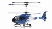 JXD 342 Medium Size 3.5  Channel RC helicopter RTF w/ Build in Gyroscope-Blue