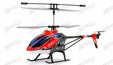 "Syma S33 3 Channel Metal Gyro RC Helicopter 2.4ghz 30"" Long w/ Gyro (Red)"