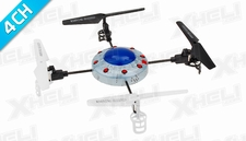 Syma RC X1 Aerobatic UFO Quadcopter Drones 2.4Ghz 4 Channel