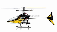 4CH Mini RC Helicopter 9958 hot selling 2.4GHz Single-Propeller with Gyro  (Yellow)