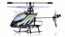 Mini Flyer X-Speed Super Copter 4 Channel 2.4Ghz RTF with Gyro + Transmitter
