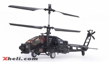 2.4G Colco Apache 4 Channel Co-Axial RC Helicopter