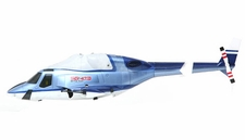 Fuselage Color Blue