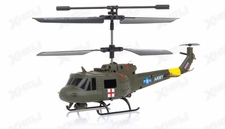 Syma S116G 3 Channel Coaxial Infrared RC Helicopter RTF w/ Gyro (Green)