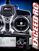 Exceed RC Transmitter