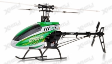 RC Esky D700 3D 6-Channel Collective Pitch Ready to Fly Helicopter