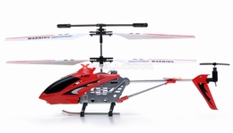 S107 Helicopter Replacement Parts (Red)