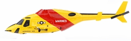 Yellow Fuselage M3 50H33-14-3-Yellow