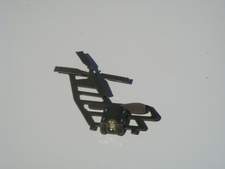 TAIL ROTOR RACK 9088-24