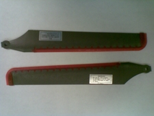 9083 Dragonfly RC Helicopter Main Rotor Blade 1 Pair 67P-9083-MainBlade