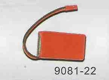 7.4V LITHIUM POLYMER BATTERY 9081-22 67P-Part-9081-22