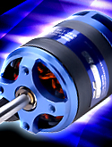 500-Class Brushless Motors