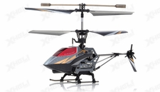 Syma S800G Metal Frame 4 Channel Coaxial Infrared RC Helicopter RTF w/ Gyro (Black)