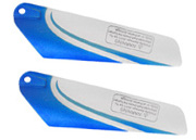 Bottom Blade (2 pcs) Part-777-112-A-Blue