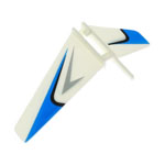 Tail Fin (Blue) 28P-WLV911-03-Blue