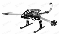 Y650 Scorpion Y6 Copter KIT Airframe
