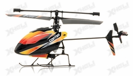 V911 Helicopter Replacement Parts (Orange)