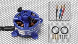 New Exceed RC Legend Motor 1806-2000Kv for Light Weight Planes & Small Quads 86MC206-1806-2000Kv
