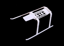 Undercarriage White AT-44011-White