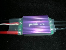 Raiden High Quality 40A ESC Electronic Brushless Speed Controller BrushlessESC_Raiden40A