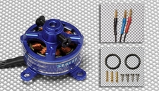 New Exceed RC Legend Motor 2006-1900Kv for Light Weight Planes & Small Quads