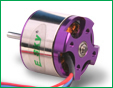 Esky Brushless Motor For Airplane (Prepositive) 900KV 62g BrushlessMotor_EK5-0003