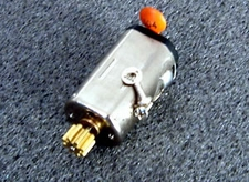 Micro Brushed Motor - Helicopter Tail Motor