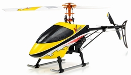 Walkera HM V200D01 Flybarless 2.4Ghz Metal Ready to Fly RTF Helicopter w/ Auto Stabilizing Gyro/ WK2403 Digital Transmitter