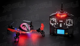 WL Toys RC 4 Channel Mini UFO Drones V949 Quadcopter 2.4G