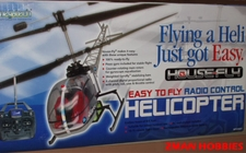 Megatech House-Fly 2 RC Helicopter Replacement Parts