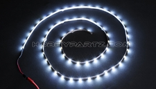 HobbyPartz White 60 LED Lights
