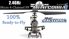 Exceed RC Mini Cobra - Army ExceedRC-50H25-MiniCobra-ArmyBrown
