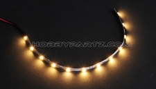 HobbyPartz Warm-White 12 LED Lights