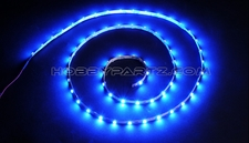 HobbyPartz Blue 60 LED Lights