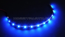 HobbyPartz Blue 12 LED Lights