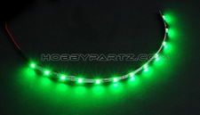 HobbyPartz Green 12 LED Lights