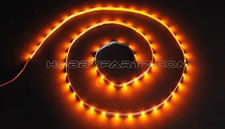 HobbyPartz Yellow 60 LED Lights