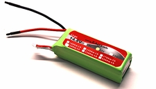 EAero Lipo Battery 14.8V 2200mah 25C