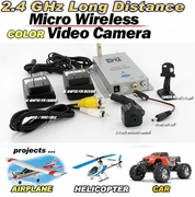 Price Drop!!! Brand New 2.4Ghz HeliCam - a Micro Wireless Video Camera - Spy on Anything you want! Cam24ghz
