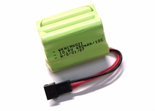Version 1 Eagle50/Walkera 22E battery (HM-22E-Z-34) 10.8v 650mAh 10C