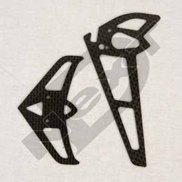 Curtis Youngblood Carbon fin set ND-YR-AS025