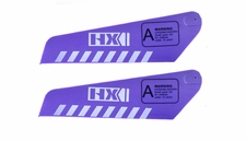 Purple Top Blade A Blade-A-28018B-Purple
