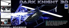 Selective RC's Dark Knight 3D Replacement Parts