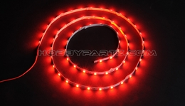 HobbyPartz Red 60 LED Lights 79P-10190