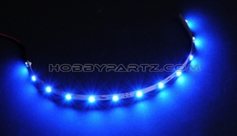 HobbyPartz Blue 12 LED Lights 79P-10195