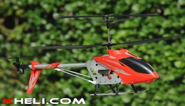"""Syma S031 3 Channel Huge Size 24"""" Long Outdoor RTF  Helicopter w/ Gyroscope (Red) RC Remote Control Radio"""