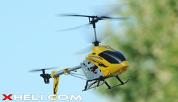 Syma S031 3 Channel Huge Size Outdoor RTF  Helicopter w/ Gyroscope (Yellow) RC Remote Control Radio