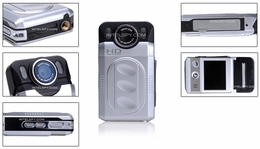 HD Micro Camcorder (Great for YouTube) 86P-600-Camcorder