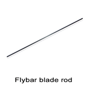 Flybar Blade Rod for Exceed RC Falcon 40, Walkera DragonFly 4-Ch RC Helicopter